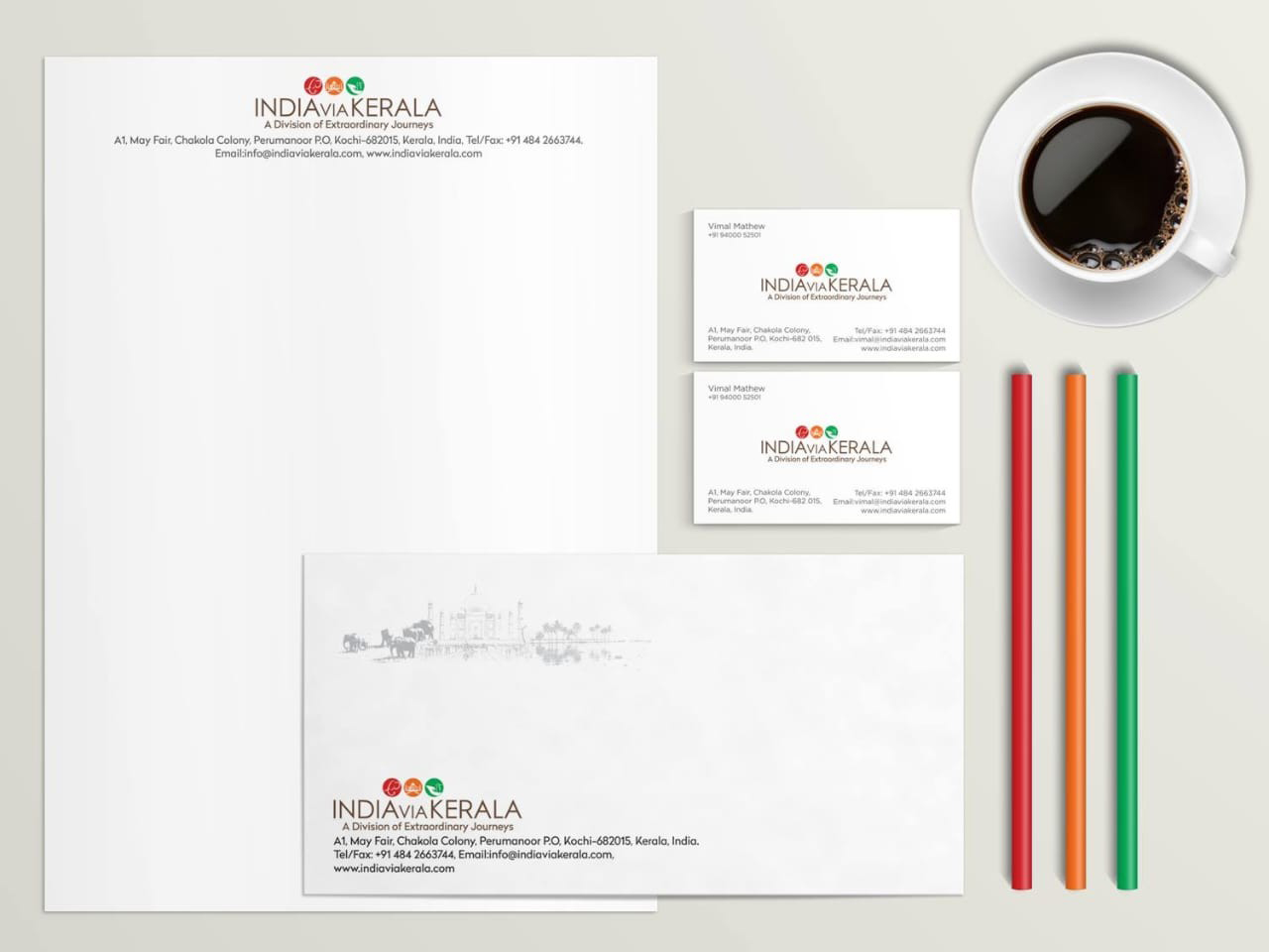 Creative Designing and Branding Agency